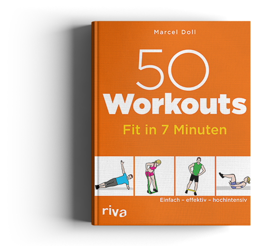 50 WORKOUTS – FIT IN 7 MINUTEN